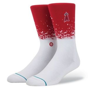 STANCE MBL Official Los Angeles Angels Socks